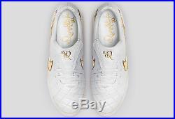 Nike Tiempo Legend V R10 Ronaldinho Boots Soccer Cleats New Sz 9 Gold #294/3000
