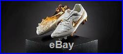 Nike Tiempo Legend V R10 Ronaldinho Premium Fg Soccer Shoes Touch Of Gold Sz 10