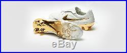 Nike Tiempo Legend V R10 Ronaldinho Premium Fg Touch Of Gold Limited Edition SZ9