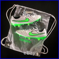 Nike Tiempo Legend V SG Pro Silver Storm pack