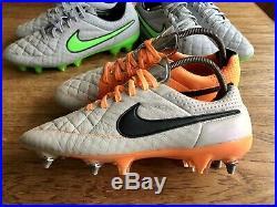 Nike Tiempo Legend V UK8.5 SG 2013 Release ACC Rare Elite Premier Mercurial Copa