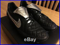 Nike Tiempo Legend V5 FG Premium Boots SZ US 8 Francesco Totti