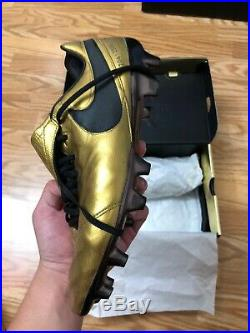Nike Tiempo Legend VI 6 FG Totti X Roma Limited Edition Size 10 Superfly Vapor