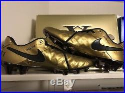 Nike Tiempo Legend VI 6 FG Totti X Roma Limited Edition size 11