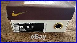 Nike Tiempo Legend VI 6 SE Andrea Pirlo FG Football boots Limited Edition 10US