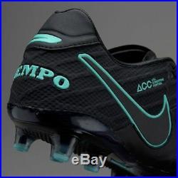 Nike Tiempo Legend VI AG-Pro (Black/Hyper Turqouise)