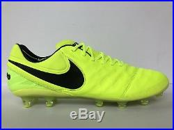 Nike Tiempo Legend VI Ag-pro Volt/black-volt Us Men Sz 11.5 844593-708