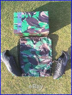 Nike Tiempo Legend VI Camo Pack sz 10.5 US men's