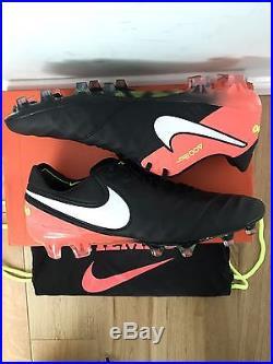 estaño Mezclado Paseo  Nike Tiempo Legend VI FG ACC Mens Elite Football Boots UK 9 EU 44 RRP £160