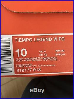 Nike Tiempo Legend VI FG ACC Mens Elite Football Boots UK 9 EU 44 RRP £160