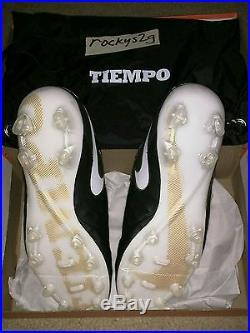 Nike Tiempo Legend VI FG Black 11.5 Worn Once Legend 6 Superfly Obra