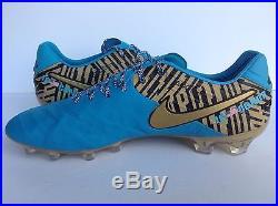Nike Tiempo Legend VI FG ID (840387-994)ACC Soccer Cleats Men's Sz 12.5