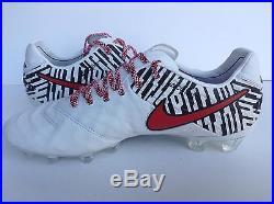 Nike Tiempo Legend VI FG ID (840387-994)ACC Soccer Cleats Men's Sz 7.5