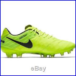 newest 6e658 91b3a Nike Tiempo Legend VI FG (VOLT) 9.5, 10, 11 SALE $160