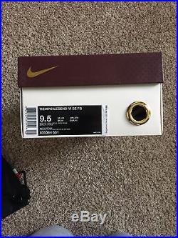 Nike Tiempo Legend VI Pirlo Limited Edition 9.5 US