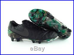 Nike Tiempo Legend VI SE FG ACC Football Soccer Cleats Camo Pack 835364 003