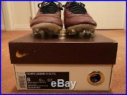 Nike Tiempo Legend VI SE FG Andrea Pirlo Edition Football Boots UK7 NO BAG