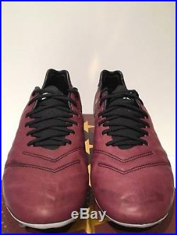 9c277d4c4 Nike Tiempo Legend VI SE FG Andrea Pirlo Merlot Soccer Cleat Size 8.5  835364 601