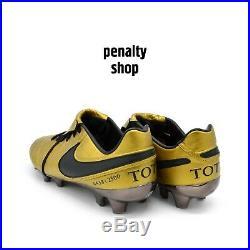 Nike Tiempo Legend VI SE FG Totti AA0612-706 RARE Limited Edition 2500 PAIRS