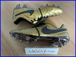Nike Tiempo Legend VI SE FG Totti AA0612-706 UK 8 Limited Edition 2500 PAIRS
