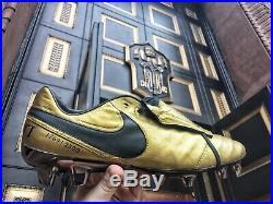 Nike Tiempo Legend VI SE FG Totti Limited Edition Size 10 Rare