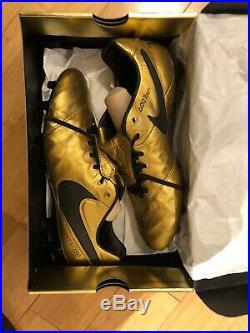 Nike Tiempo Legend VI SE FG Totti x Roma Size 9.5 0173/2500