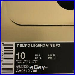 Nike Tiempo Legend VI SE FG Totti x Roma UK9/EU44/US10
