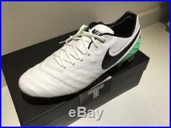 Nike Tiempo Legend VI SG-PRO AC Anti Clog 869483 104 Uk Size 8.5 Euro 43