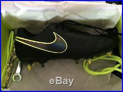 Nike Tiempo Legend VI SG-PRO ANTI CLOG Cleats sz 9.5