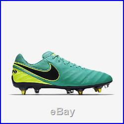 Nike Tiempo Legend VI SG-PRO Anti Clog Mens Sz 11 LIMITED Cleats 869483 307 NEW