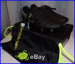 Nike Tiempo Legend VI SG-PRO Anti Clog SIZE US Mens 9.5 LIMITED Cleats