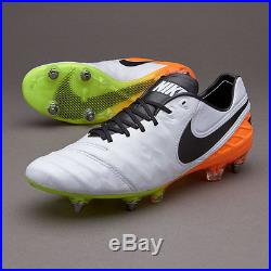 Nike Tiempo Legend VI SG-PRO men's Rugby Football cleats boots Metal SPIKES NEW
