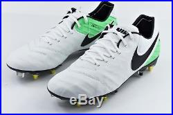 b7b8b250a Nike Tiempo Legend VI SG Pro AC Mens Size 11 Soccer Cleats 869483 104 Anti  Clog