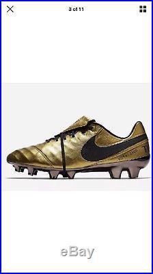Nike Tiempo Legend VI Se Fg Aa0612 706 Totti X Roma Very Limited 2500 Size 10