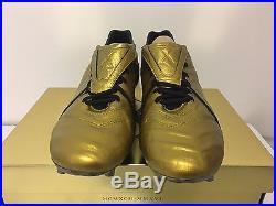 Nike Tiempo Legend VI Se Totti X Roma Aa0612-706 Men Size 11.5 Limited 918/2500