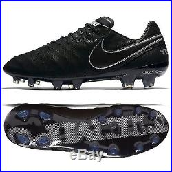 Compuesto Anzai Asombrosamente  Nike Tiempo Legend VI Tech Craft 2.0 FG 852539-001 Black (ACC) Men Soccer  Cleats