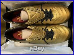 Nike Tiempo Legend VI Totti X Roma Gold M Size US 11.5 WORLD CUP #2247