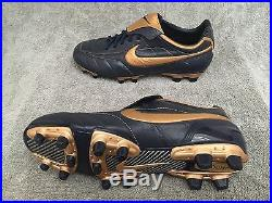 Nike Tiempo Legend VI V IV III II sz 8 FREE GIFT (ref Elite Ronaldinho Dois)