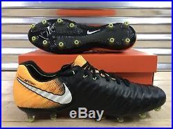 Nike Tiempo Legend VII 7 AG-PRO Soccer Cleats Laser Orange SZ (897751-009)