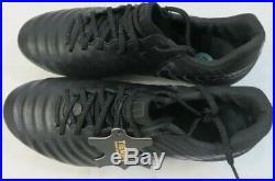 Nike Tiempo Legend VII 7 Elite FG ACC Triple Black AH7238-001 Mn Sz 8/ Wm 9.5 US