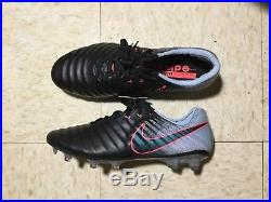 Nike Tiempo Legend VII 7 Elite Fg Mens Size 10 Soccer Cleats (Rising Fast Pack)