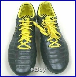 Nike Tiempo Legend VII 7 Elite Flyknit ACC Men's Soccer Cleats AR4387-008 Sz 10