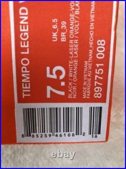 Nike Tiempo Legend VII Ag-pro Cleats-no Lid-sz Mns 7.5 #897751 008 Retail $240