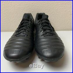 Nike Tiempo Legend VII ELITE Fg Soccer Cleats AH7238-001 Men Size 11.5 Black NEW