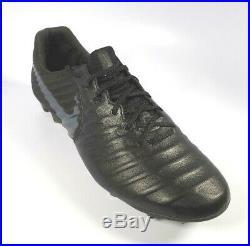 Nike Tiempo Legend VII ELITE Fg Soccer Cleats AH7238-001 Men Size 11 Black