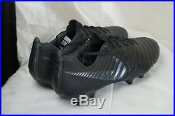 Nike Tiempo Legend VII ELITE Fg Soccer Cleats AH7238-001 Men Size 8.5 Black