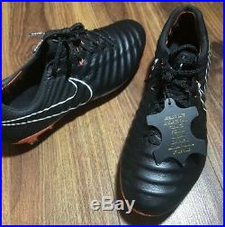Nike Tiempo Legend VII Elite FG Kangaroo Leather Soccer Cleats / AH7238 080 / 8