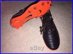 Nike Tiempo Legend VII Elite FG Soccer Shoes, Size 9, Obra, Vapor, Hypervenom