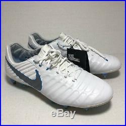 Nike Tiempo Legend VII Elite SG Pro Elite Anti-Clog Ah7426-108 Sz 9 RARE Bosnia