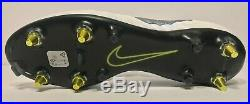 Nike Tiempo Legend VII Elite SG-Pro White/Gray/Blue AntiClog AH7253-108 Size 11